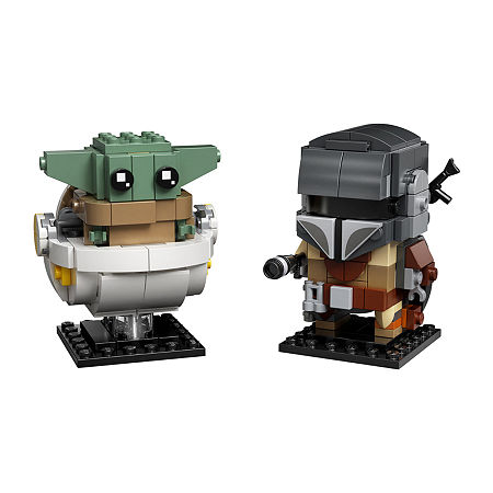 Lego Star Wars The Mandalorian & The Child, One Size , No Color Family