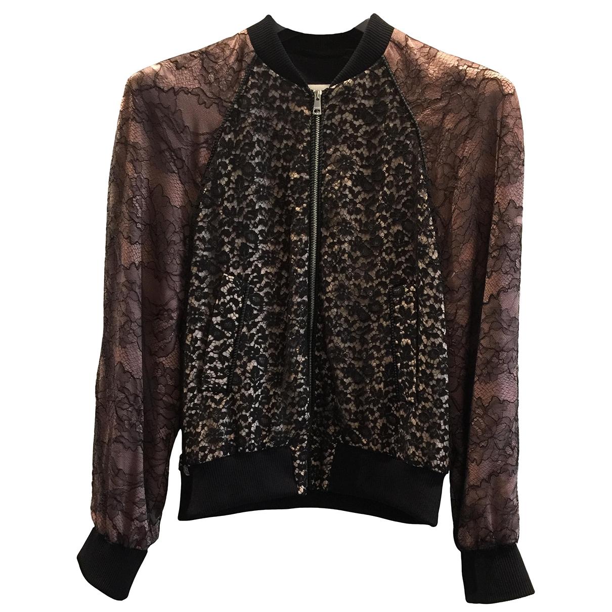 Gucci - Veste   pour femme en soie - multicolore