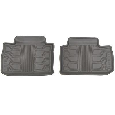 Nifty Catch-It Rear Floor Mat (Gray) - 383007-G