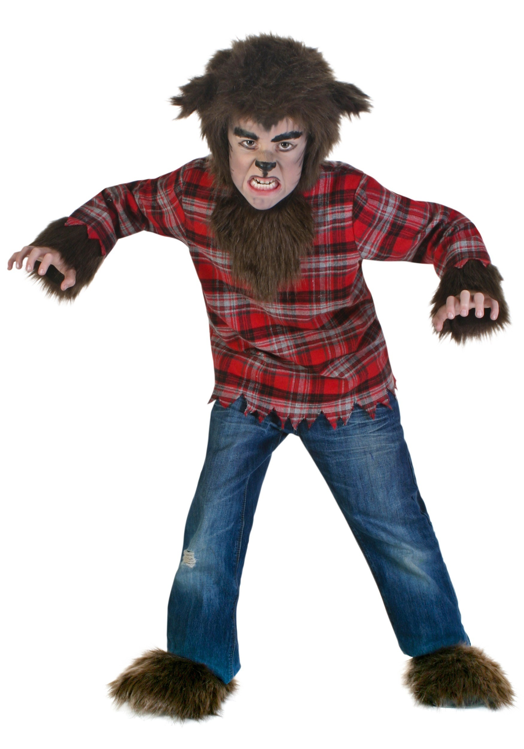 Fierce Werewolf Costume for Boys | Exclusive | Made By Us