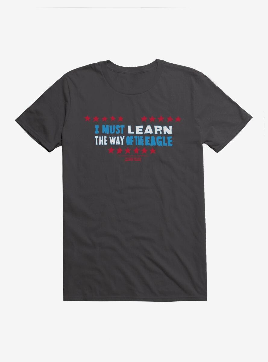 Nacho Libre Way Of The Eagle T-Shirt