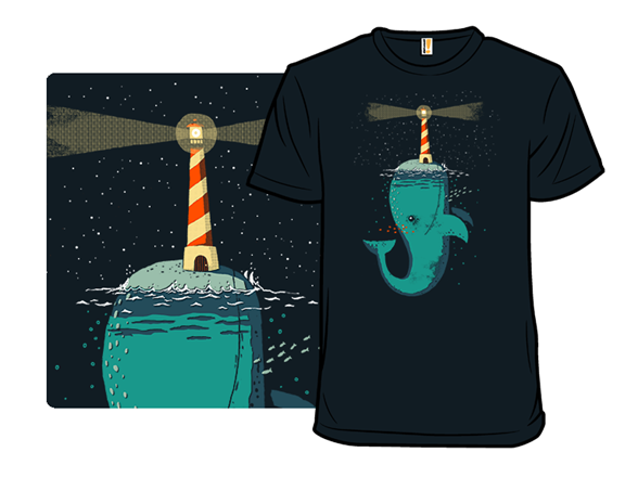 King Of The Narwhals T Shirt