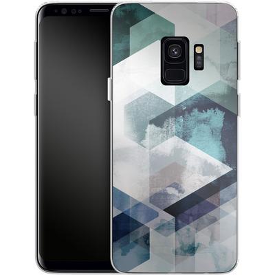 Samsung Galaxy S9 Silikon Handyhuelle - Graphic 165 von Mareike Bohmer