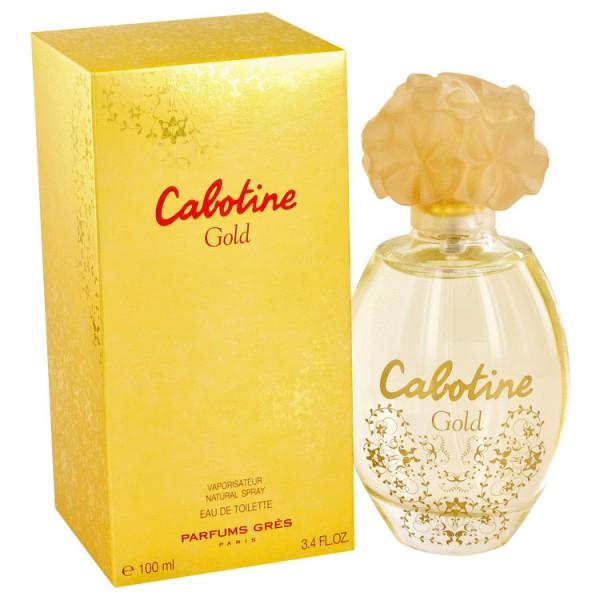 Cabotine Gold - Parfums Gres Eau de Toilette Spray 100 ML