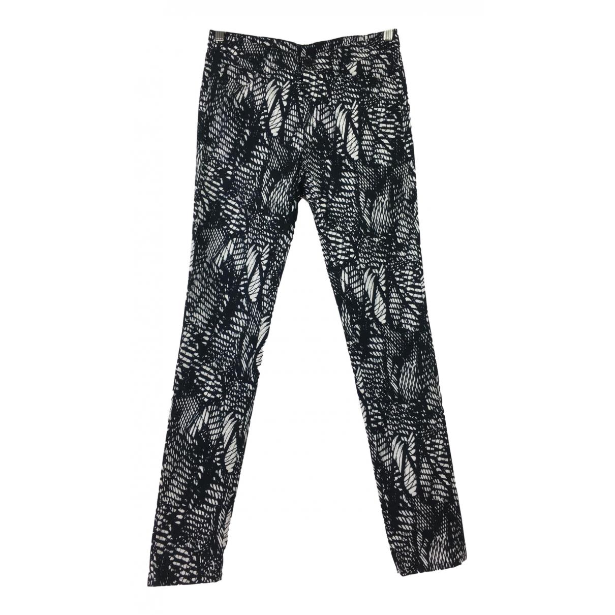 Pantalon pitillo Mm6