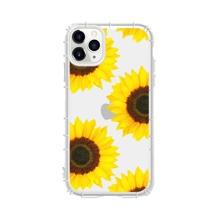 1 Stueck iPhone Huelle mit Sonnenblumen Muster