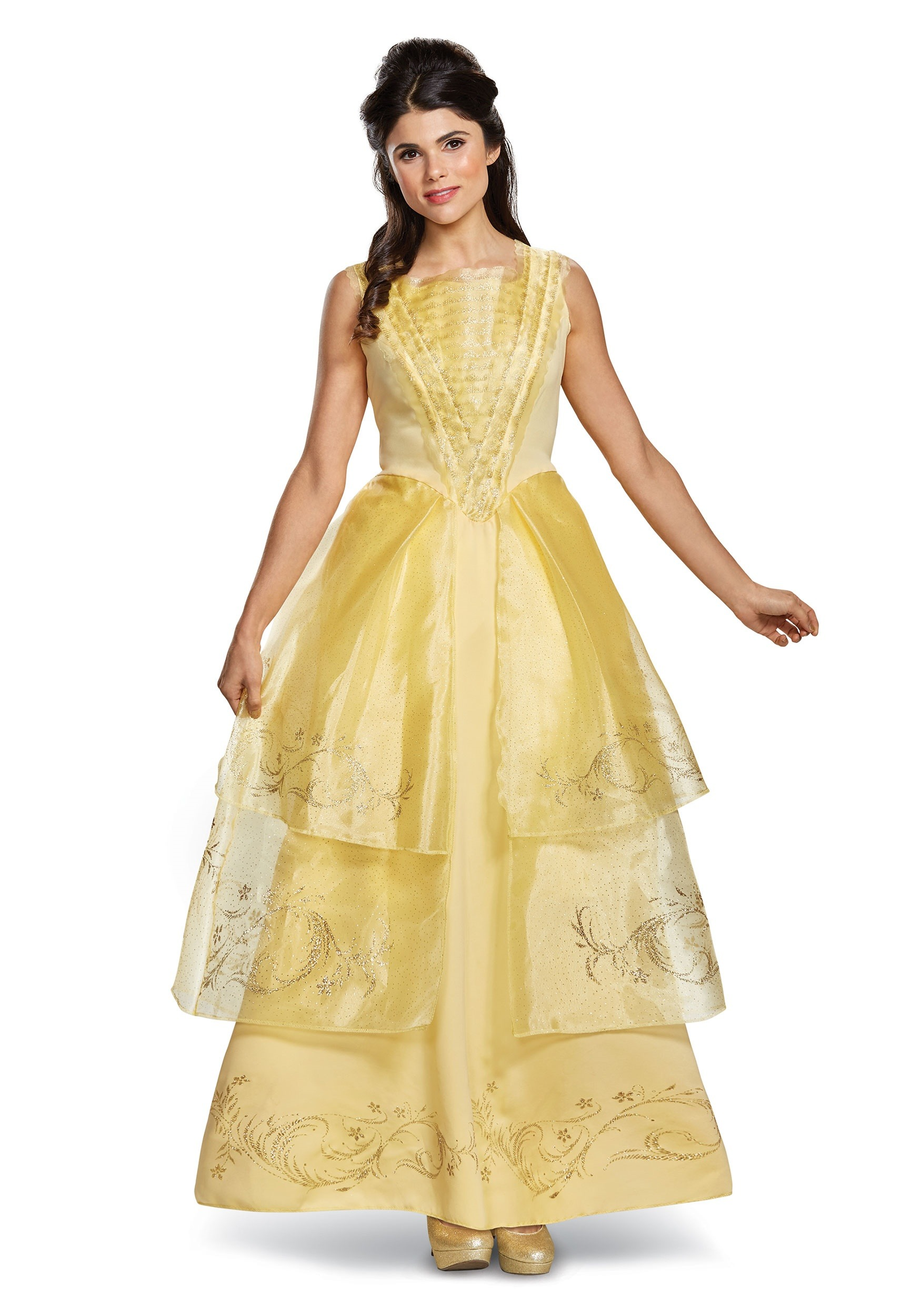 Deluxe Belle Ball Gown for adults