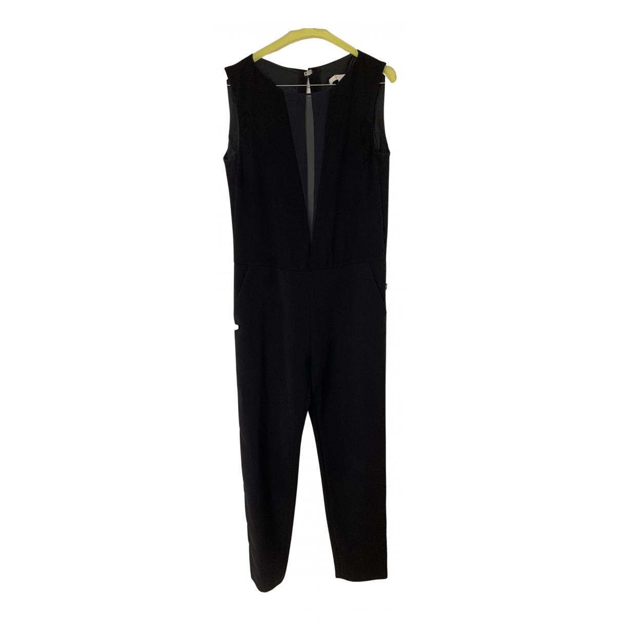 Maje N Black jumpsuit for Women 36 FR