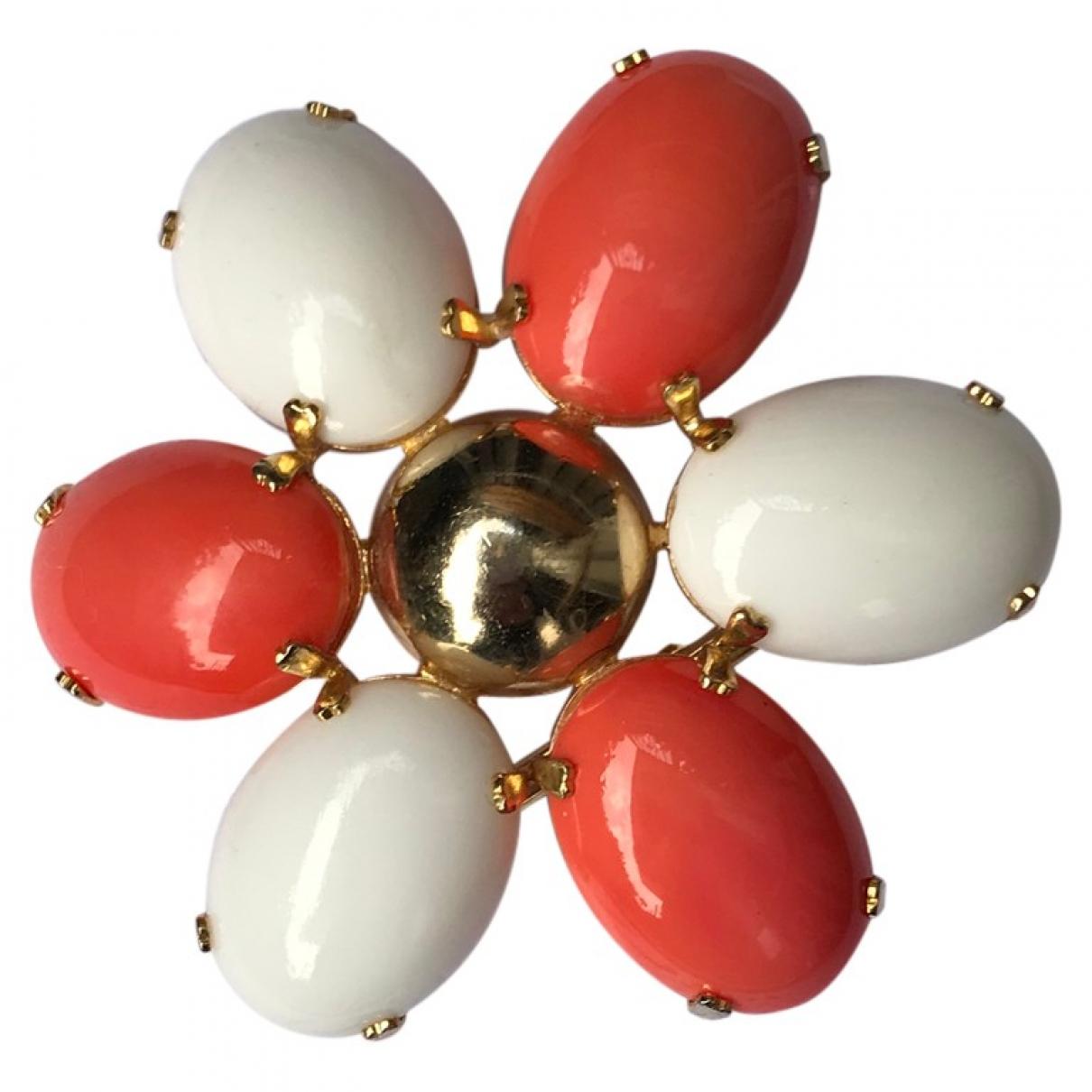 Dior - Broche   pour femme en plaque or