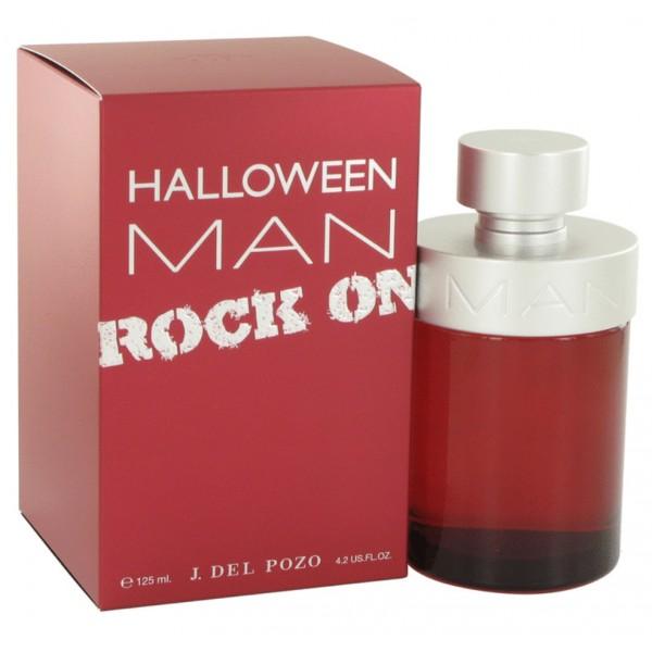 Halloween Man Rock On - Jesus Del Pozo Eau de Toilette Spray 125 ML