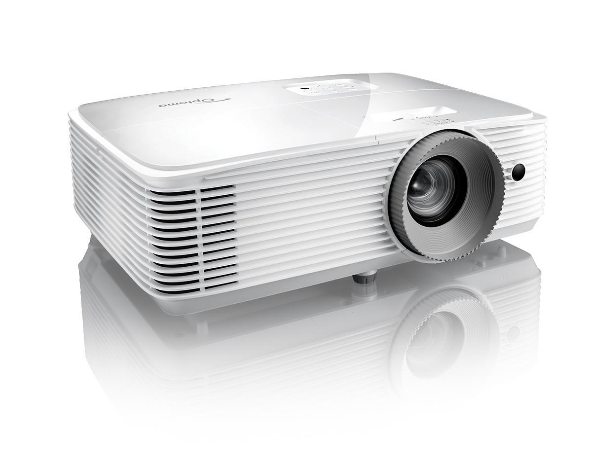 Optoma HD300 Projector Super Bright 3200 ANSI Lumens 1080P Full HD Daylight 3D Projector
