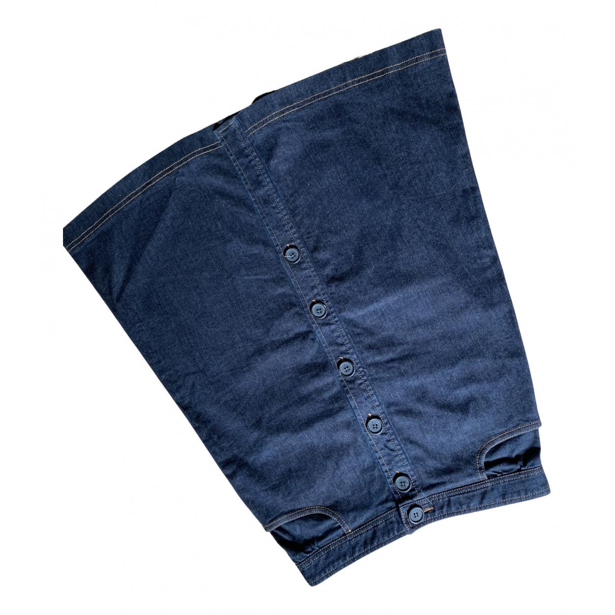 Pablo \N Rocke in  Blau Denim - Jeans