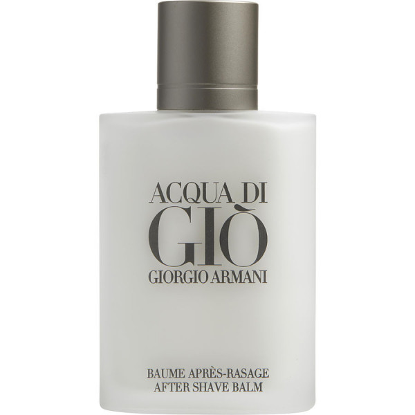 Giorgio Armani - Acqua Di Gio : After Shave Balm 3.4 Oz / 100 ml