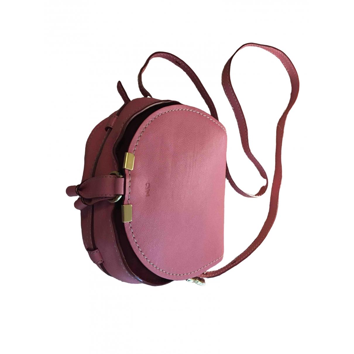 Chloé \N Pink Leather handbag for Women \N