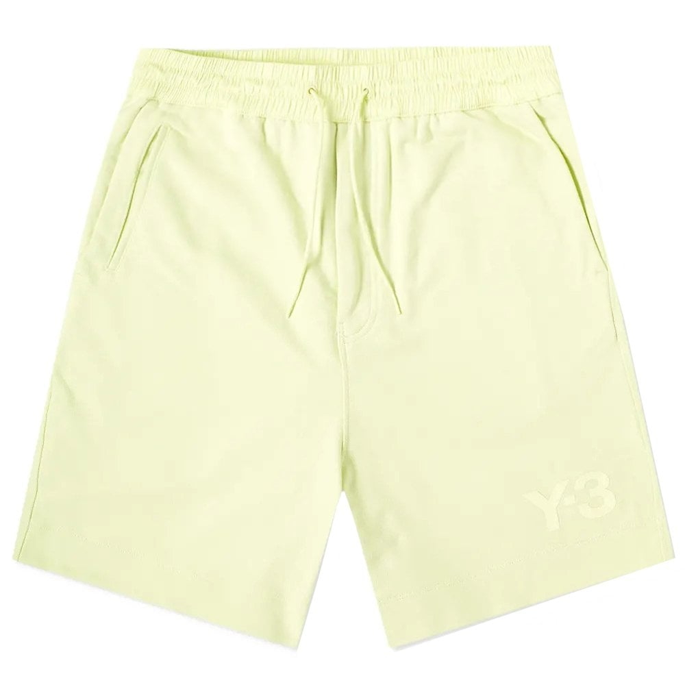 Y-3 Try Shorts Size: MEDIUM, Colour: YELLOW