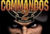 Commandos 2: Men of Courage EU Steam CD Key