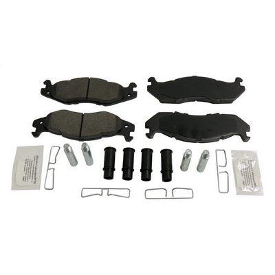 Crown Automotive Front Brake Pad Master Kit - 83501167MK