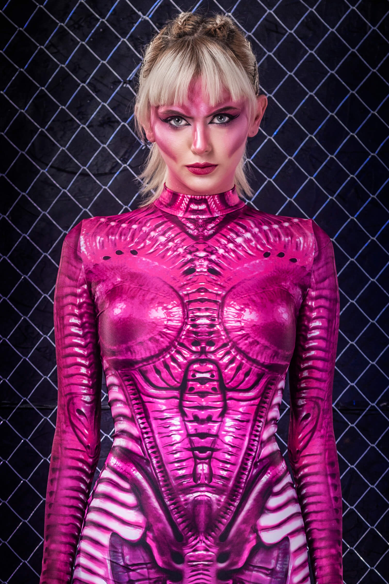 Sexy Halloween Costumes for Women 2019 - Best Scary Woman's Halloween Costume - Alien Costumes Adults