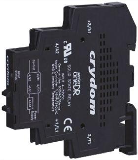 Sensata / Crydom 6 A rms Solid State Relay, Zero Cross, DIN Rail, 280 V rms Maximum Load