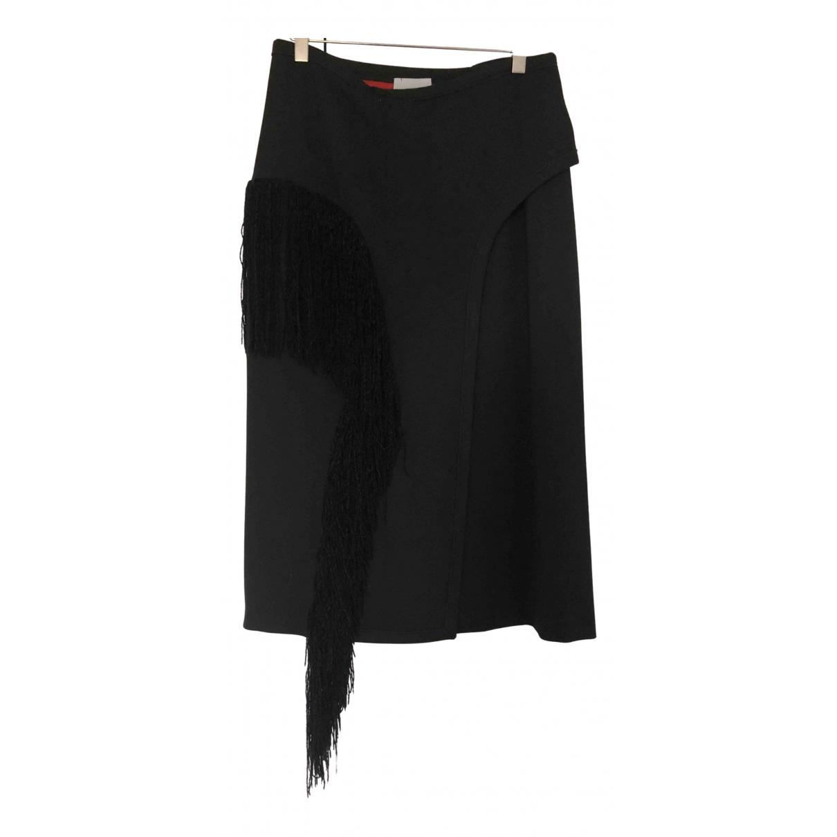 Bimba Y Lola N Black skirt for Women 38 FR