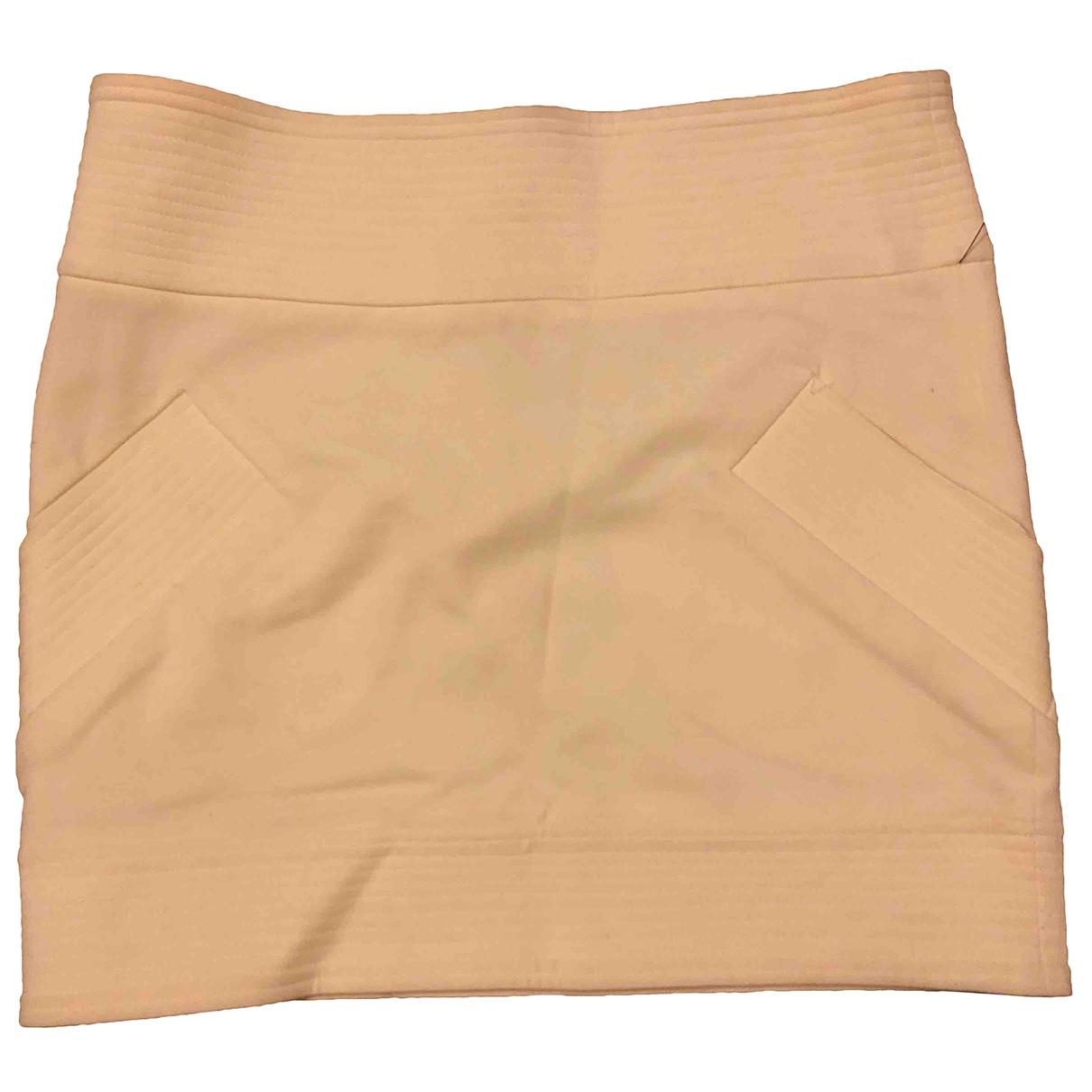 Diane Von Furstenberg \N White skirt for Women 2 US