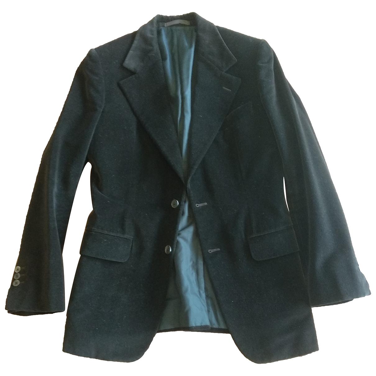 Yves Saint Laurent N Brown Velvet jacket  for Men 48 IT