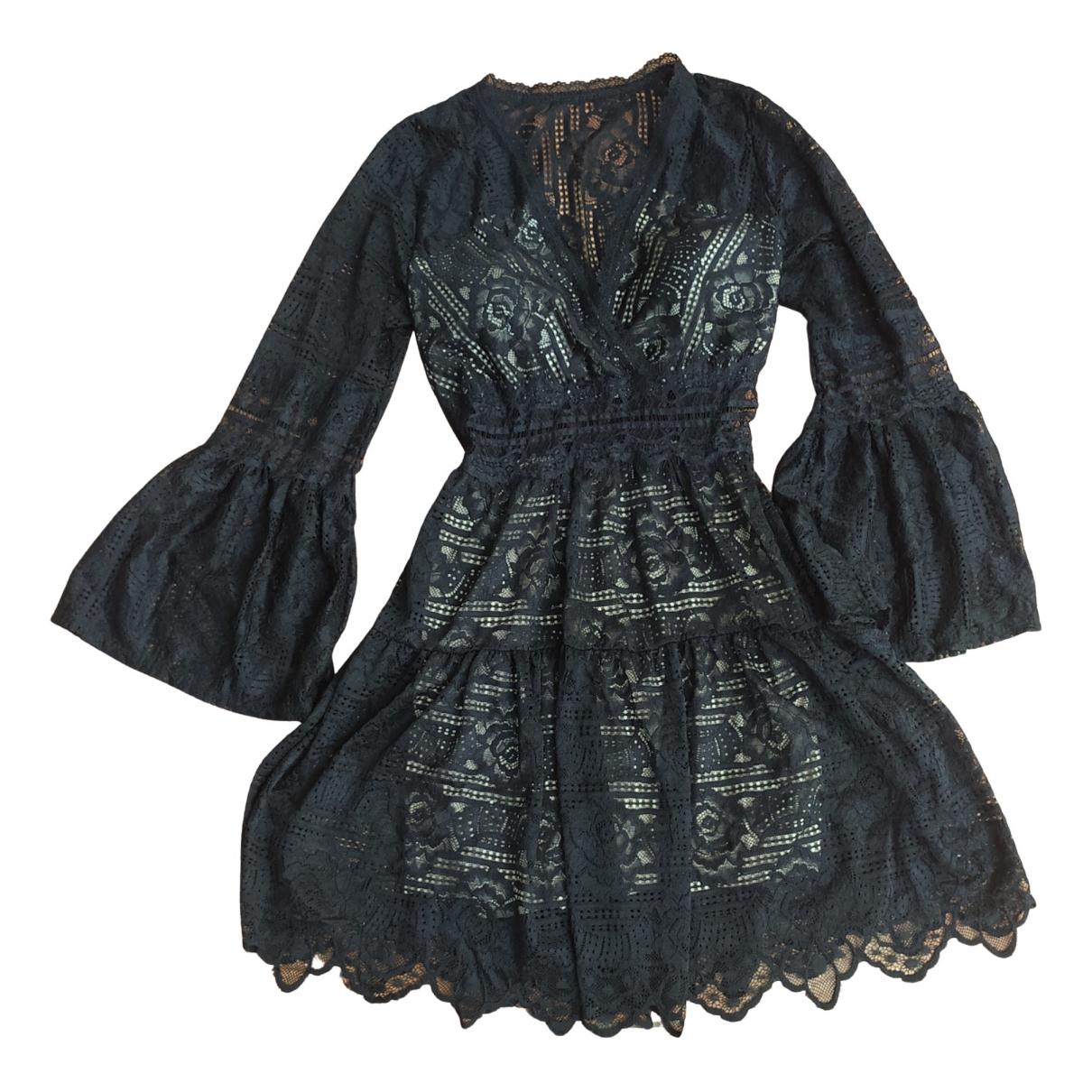 Mini vestido de Encaje Non Signe / Unsigned