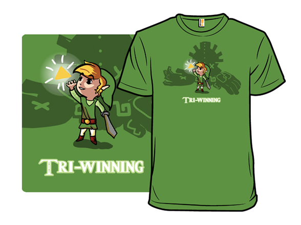 Tri-winning T Shirt