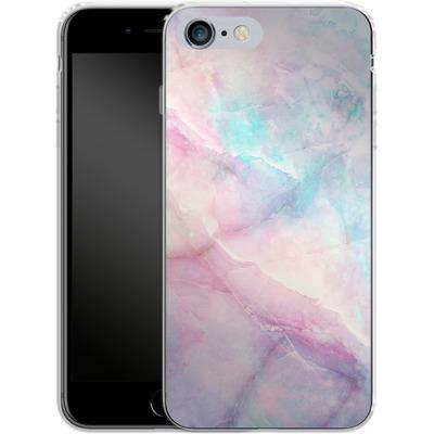 Apple iPhone 6 Plus Silikon Handyhuelle - Iridiscent von Emanuela Carratoni
