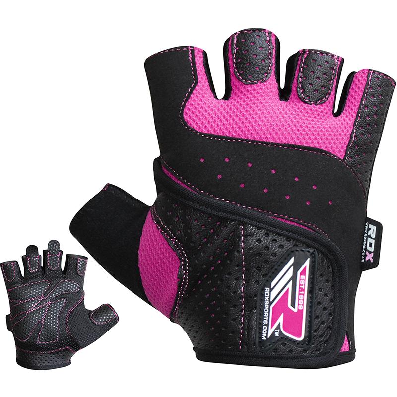 RDX S5 Short Finger Ladies Fitness Gym Gloves