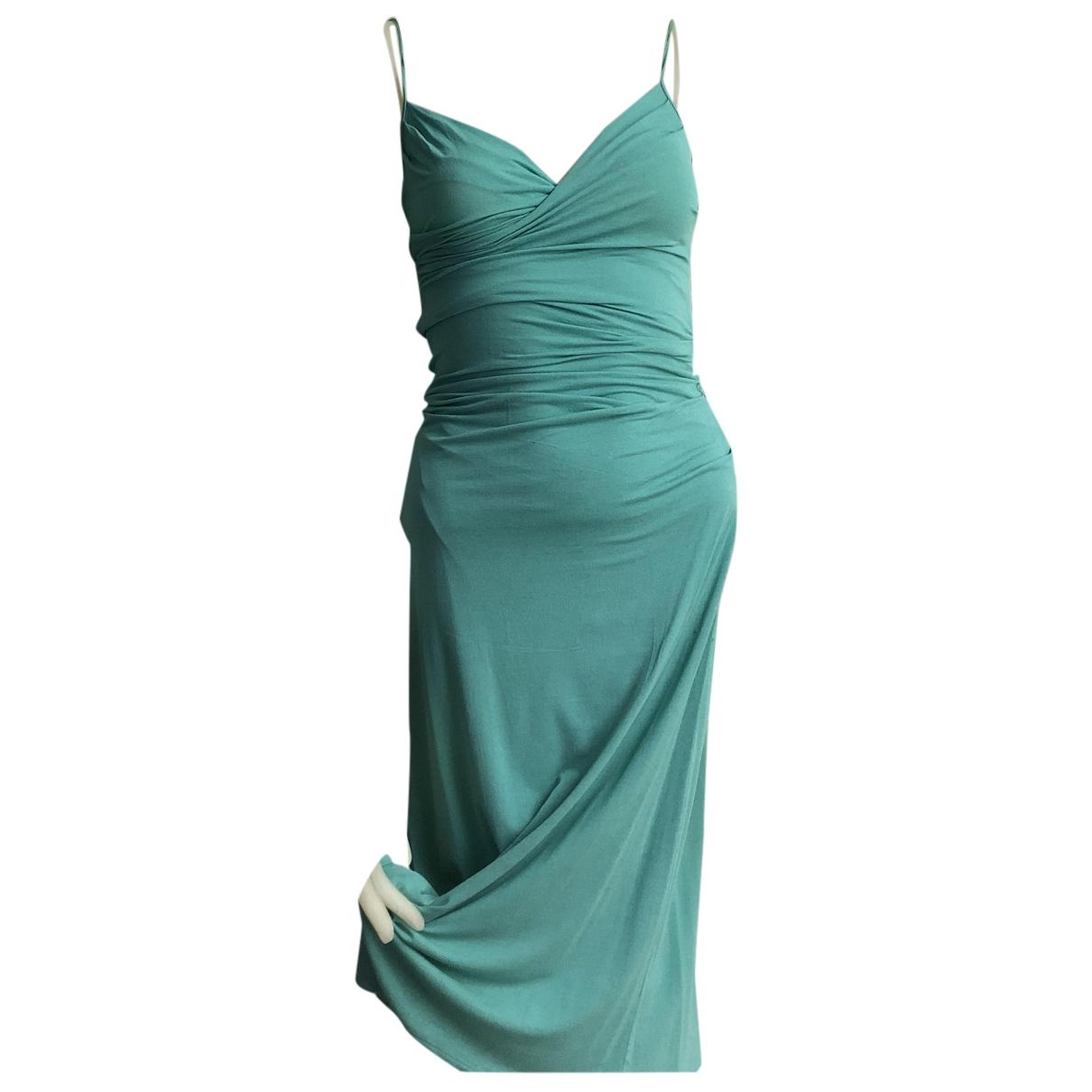 Plein Sud \N Green dress for Women 42 IT