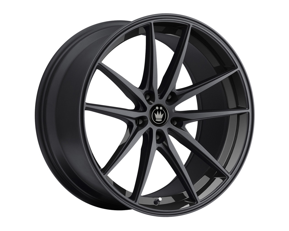Konig Oversteer Gloss Black Wheel 16x7.5 5x100 45