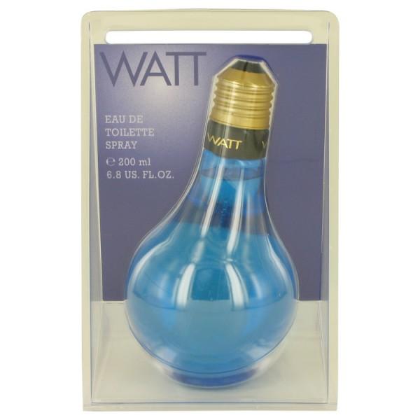 Watt Blue - Cofinluxe Eau de toilette en espray 200 ML