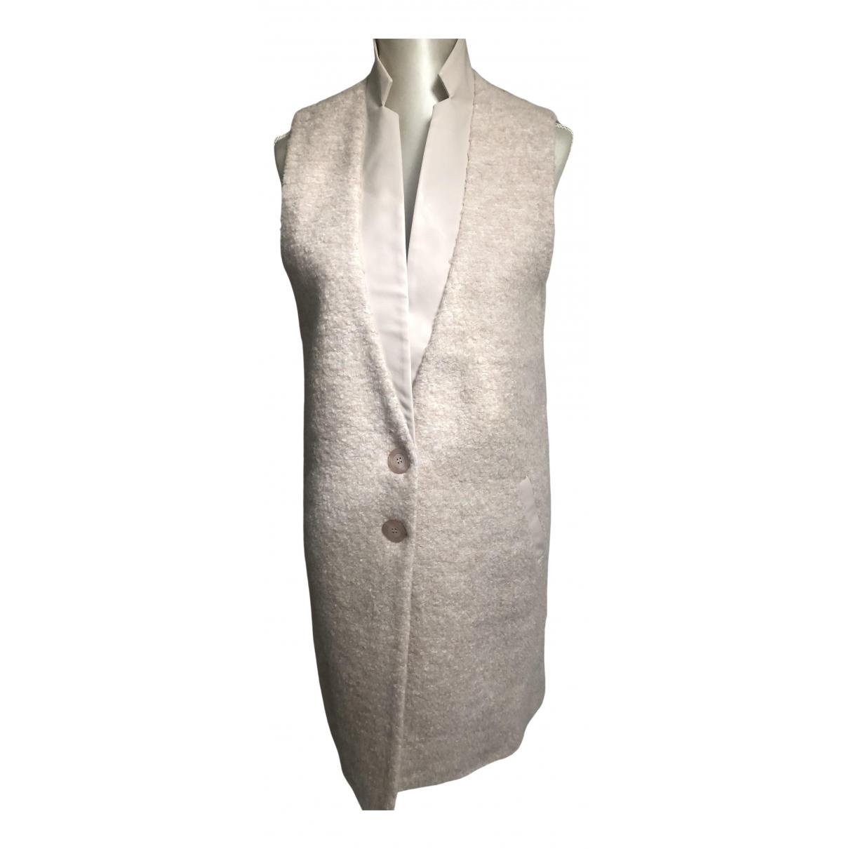 Liu.jo - Veste   pour femme en laine - beige
