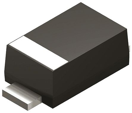 Nexperia 40V 1A, Schottky Diode, 2-Pin SOD-123 PMEG4010ER,115 (50)