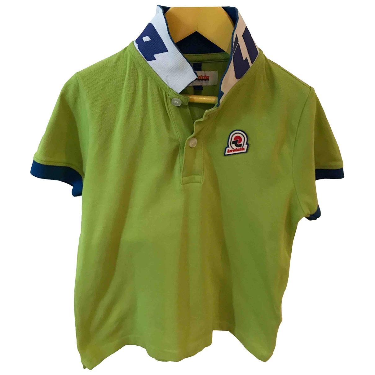 Camisetas en Algodon Verde Invicta