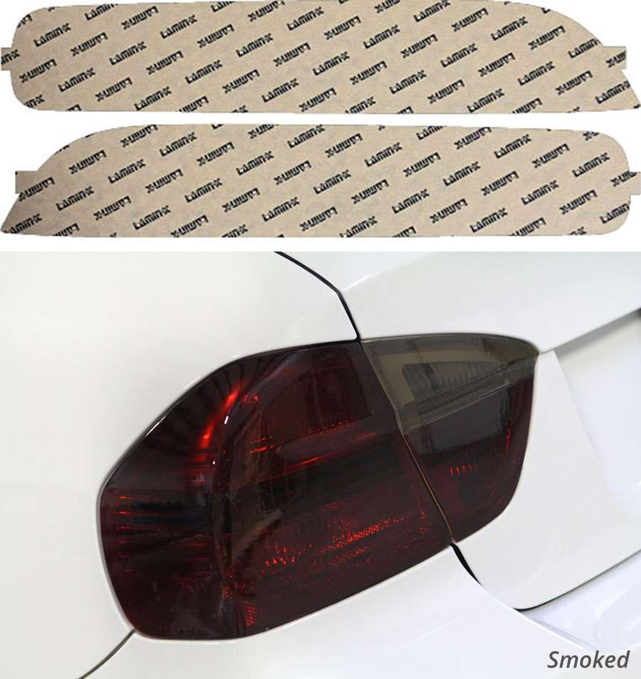 Acura Integra Coupe 94-97 Smoked Tail Light Covers Lamin-X AC209S