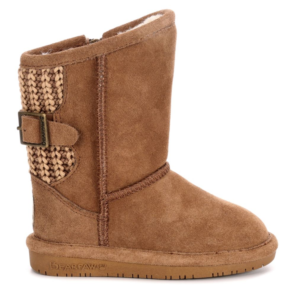 Bearpaw Girls Infant Boshie Boot