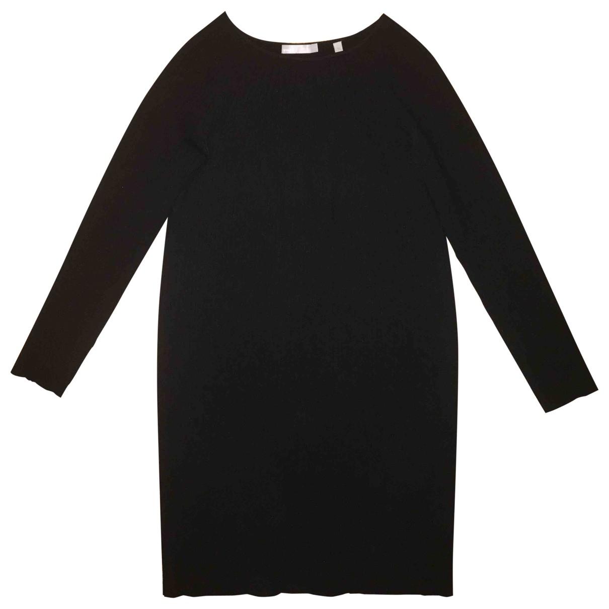 Vince \N Black Wool dress for Women M International