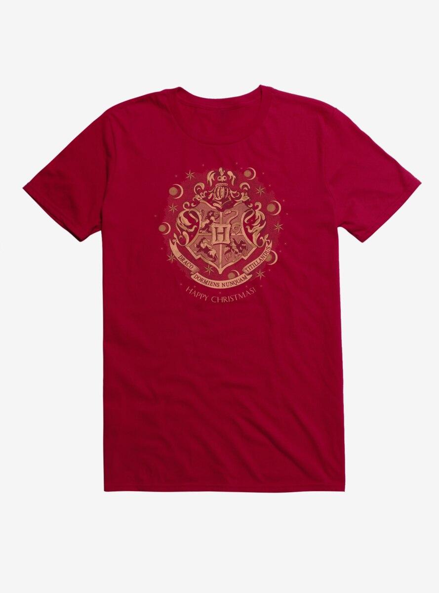 Harry Potter Happy Xmas T-Shirt