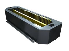 Samtec , Q Strip QTH, 120 Way, 2 Row, Vertical Header (48)