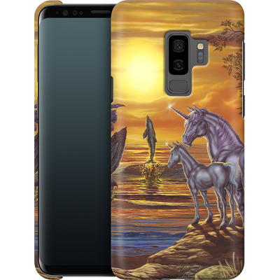 Samsung Galaxy S9 Plus Smartphone Huelle - Ed Beard Jr - Mystical Occurance von TATE and CO