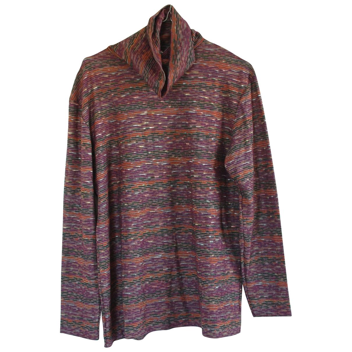 Missoni \N Multicolour Wool Knitwear for Women 48 IT