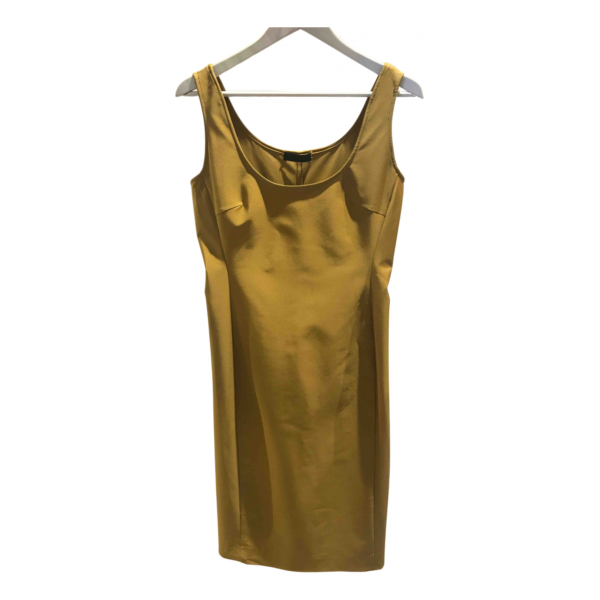 Prada N Khaki dress for Women 44 IT