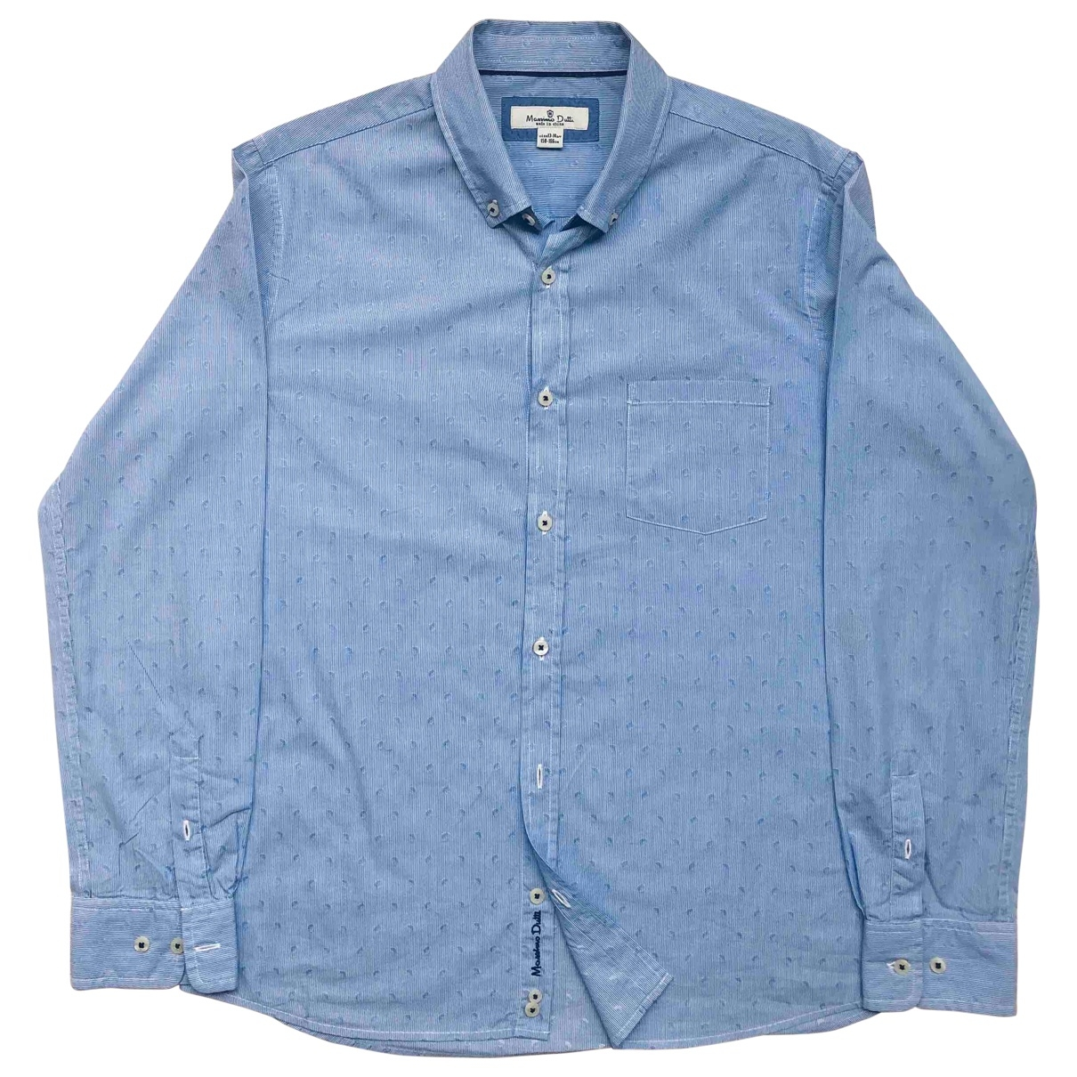 Massimo Dutti \N Blue Cotton  top for Kids 14 years - S FR