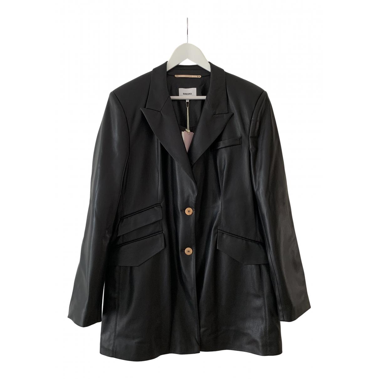 Nanushka \N Black jacket for Women L International