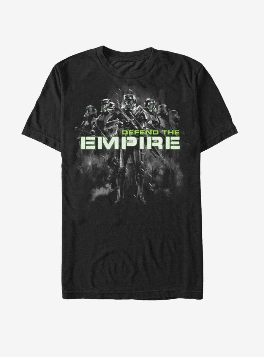 Star Wars Defend Empire Death Trooper T-Shirt