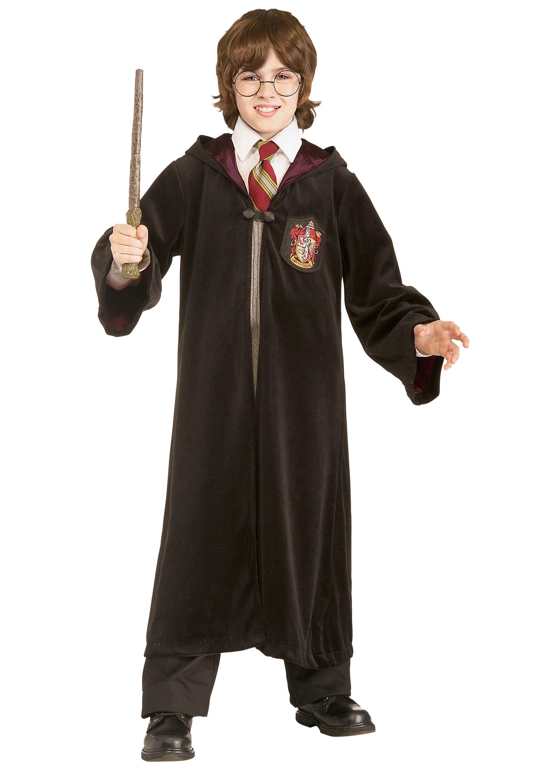 Authentic Child Harry Potter Costume