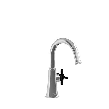 Momenti MMRDS00+CBK Single Hole Lavatory Faucet with + Cross Handle without Drain 1.5 GPM  in
