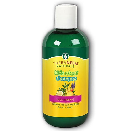 Kids Clear Shampoo Fragrance Free 8 oz by Organix South